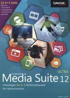 CyberLink Media Suite 12 Ultra (DE)