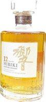 Suntory Hibiki 12 Jahre 0,5l 43%