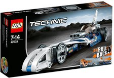 LEGO Technic - Action Raketenauto (42033)
