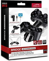 SpeedLink PS3 BRIDGE USB Charging System (SL-4437-BK)