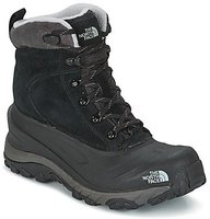 The North Face Mens Chilkat II black/griffin-grey