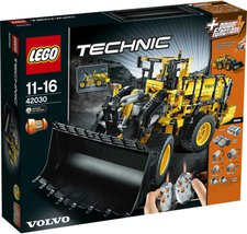 lego technic 2 in 1 volvo l350f radlader 42030 g nstig. Black Bedroom Furniture Sets. Home Design Ideas