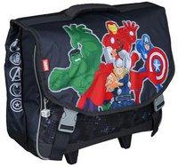 Samsonite Marvel Wonder Roll Schoolbag M Avengers Assemble