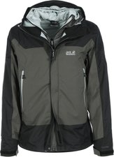 Jack Wolfskin Altiplano Jacket Men Dark Steel