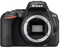 Nikon D5500 Body (schwarz)