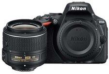Nikon D5500 Kit 18-55 mm [Nikon VR II] (schwarz)