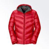 Jack Wolfskin Svalbard Jacket Men Indian Red