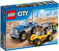 LEGO City - Strandbuggy mit Transporter (60082)