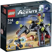 LEGO Ultra Agents - Spyclops Infiltration (70166)