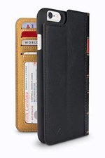 Twelve South Book Case Schwarz (iPhone 6)