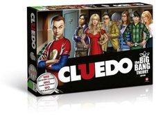 Winning Moves Cluedo The Big Bang Theory