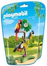 Playmobil Papageien und Tukan im Baum (6653)