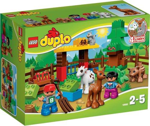 LEGO Duplo - Wildtiere (10582)