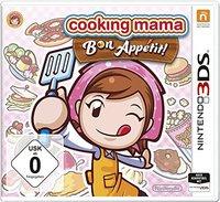 Cooking Mama: Bon Appétit! (3DS)
