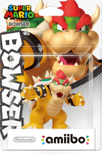 Nintendo amiibo: Super Mario Collection - Bowser