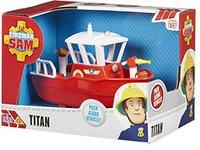 Simba Feuerwehrmann Sam - Bootshaus
