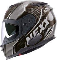 Nexx X.T1 Raptor Carbon grau