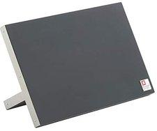 Amefa Richardson Sheffield Magnet-Messerblock Edelstahl schwarz unbestückt