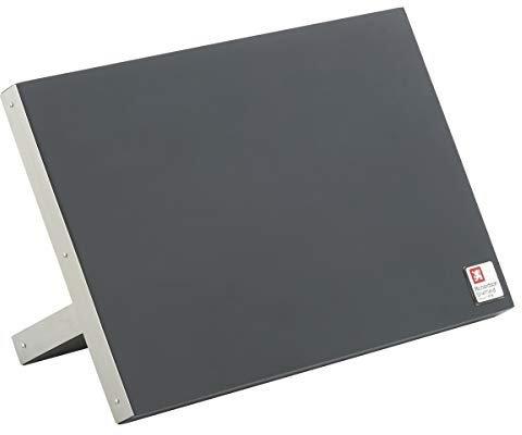 amefa richardson sheffield magnet messerblock edelstahl schwarz unbest ckt preisvergleich ab 39 90. Black Bedroom Furniture Sets. Home Design Ideas