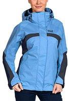 Jack Wolfskin Topaz II Jacket Women Air Blue