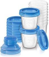 Avent Aufbewahrungssystem für Muttermilch SCF618/10