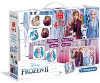 Clementoni Edukit 4-in-1 Frozen