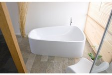Hoesch Design SingleBath Duo 179,8 x 117,3 cm (3698.010)