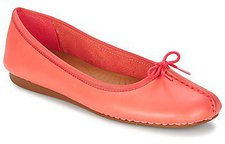 Clarks Freckle Ice coral leather