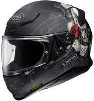 Shoei NXR Brigand TC10