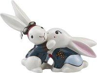 Goebel Bunny de luxe Bunny in Love