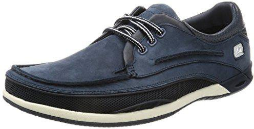 Clarks Orson Lace dark navy