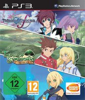 Tales of Graces f + Tales of Symphonia: Chronicles (PS3)