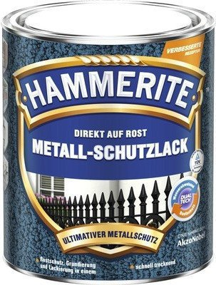 Hammerite Metall-Schutzlack Hammerschlag 750 ml kupfer