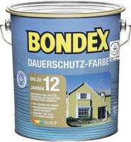 Bondex Dauerschutz-Farbe 2,5 l champagner