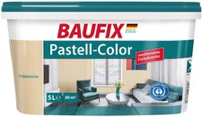 Baufix Pastell-Color 5 l karminrot
