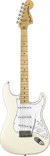 Fender Classic 70s Stratocaster Olympic White