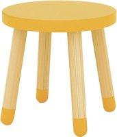 Flexa Play Hocker gelb