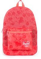 Herschel Packable Backpack red orchard