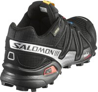 Salomon Speedcross 3 GTX black/black/silver metallic-x