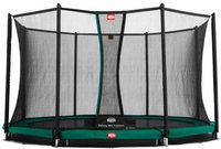 Berg Toys Trampolin InGround Favorit 330 cm mit Sicherheitsnetz Comfort