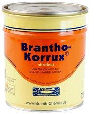 Branth's Brantho-Korrux nitrofest 5 l silbergrau RAL 7001