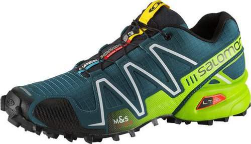 Salomon Speedcross 3 cobalt blue/granny green/black
