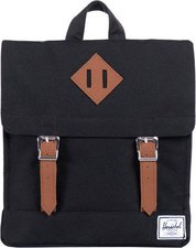 Herschel Survey Kids Backpack black/tan pu