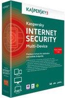 Kaspersky Internet Security 2015 Multi Device (3 User) (1 Jahr) (Multi) (Win/Mac) (ESD)