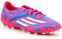 Adidas F10 AG solar pink/core white/solar blue
