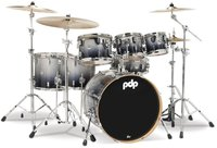 Pacific Drums & Percussion Concept Maple Silver To Black (CM7)