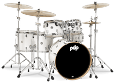 Pacific Drums & Percussion Concept Maple Pearlescent White (CM6)