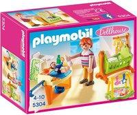 Playmobil Babyzimmer mit Wiege (5304)