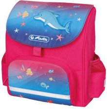 Herlitz Mini Soft Bag Little Dolphin