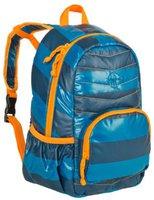 Lässig 4Kids Mini Quilted Backpack Striped Petrol